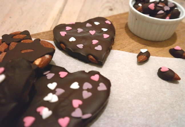 Het recept voor Valentijnsdag